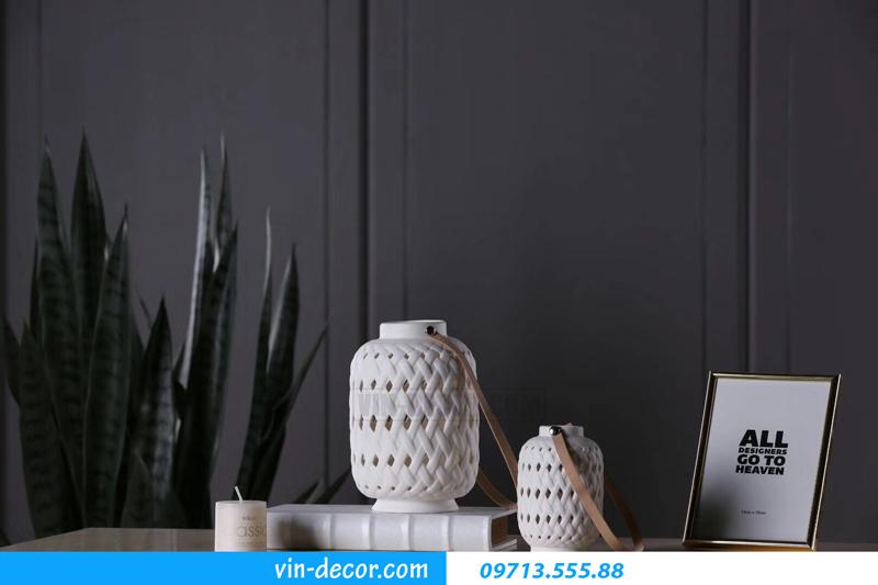 đồ trang trí nội thất cho dự án căn hộ mẫu chung cư cao cấp 31