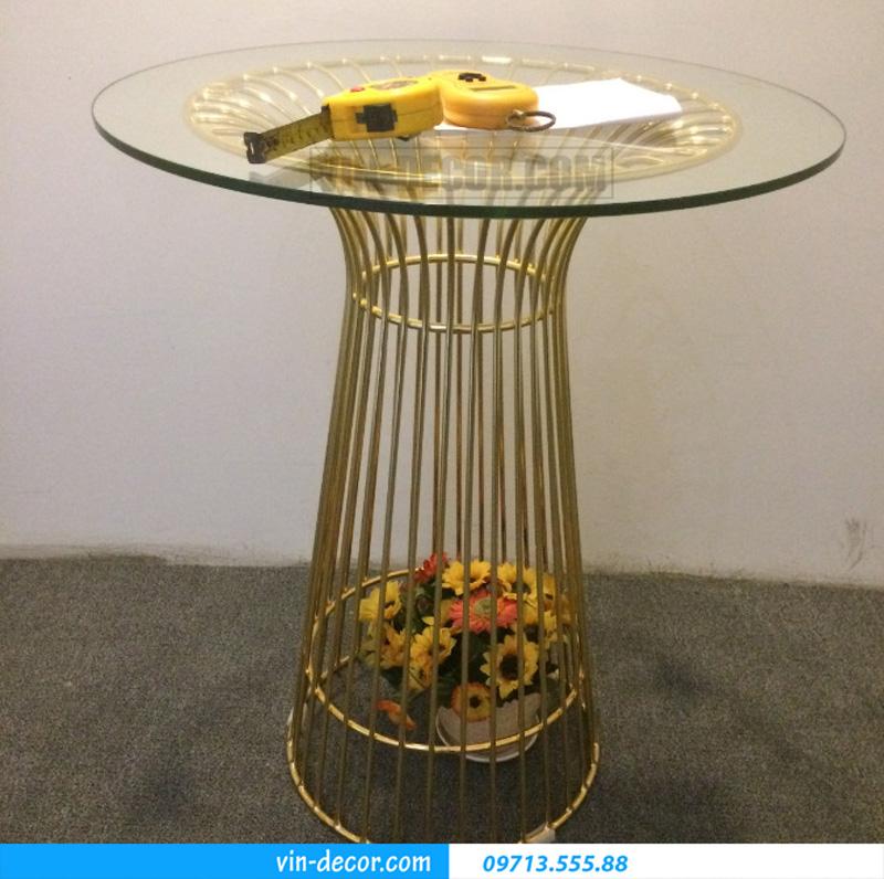 bàn sofa mặt kính 009 (1)