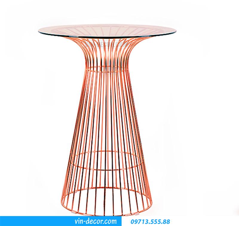 bàn sofa mặt kính 009 (2)
