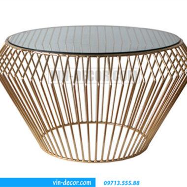 bàn trà kính giá rẻ 013 (1)
