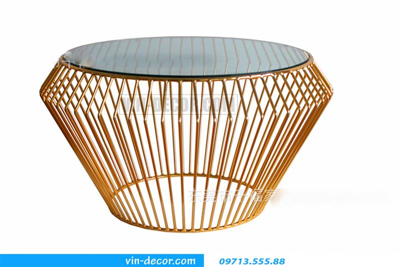 bàn trà kính giá rẻ 013 (3)
