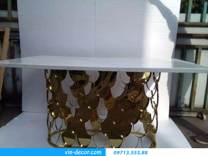 bàn trà mặt đá cao cấp bpk 024 (4)