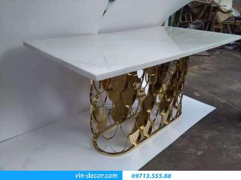 bàn trà mặt đá cao cấp bpk 024 (5)