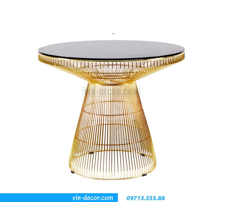 bàn trà mặt kính bpk 003 (1)