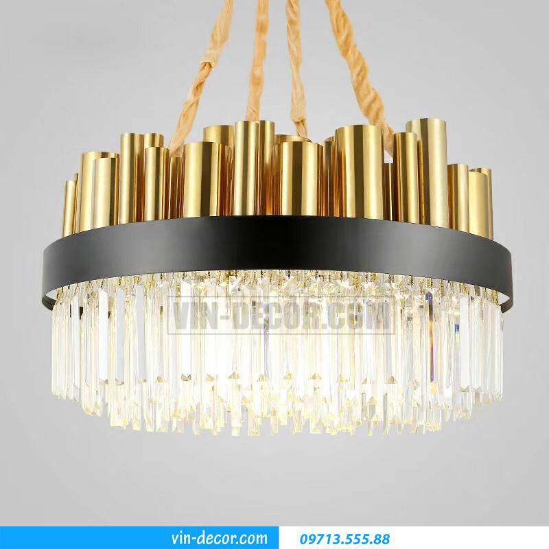 đèn chùm hiện đại md 001 1