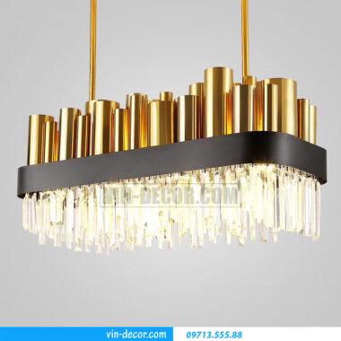 đèn chùm hiện đại md 001