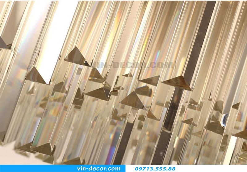 đèn chùm nghệ thuật phòng khách MD 005 04