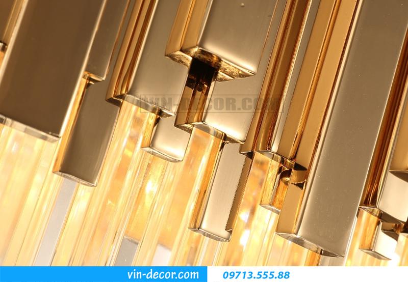 đèn chùm nghệ thuật phòng khách MD 005 05