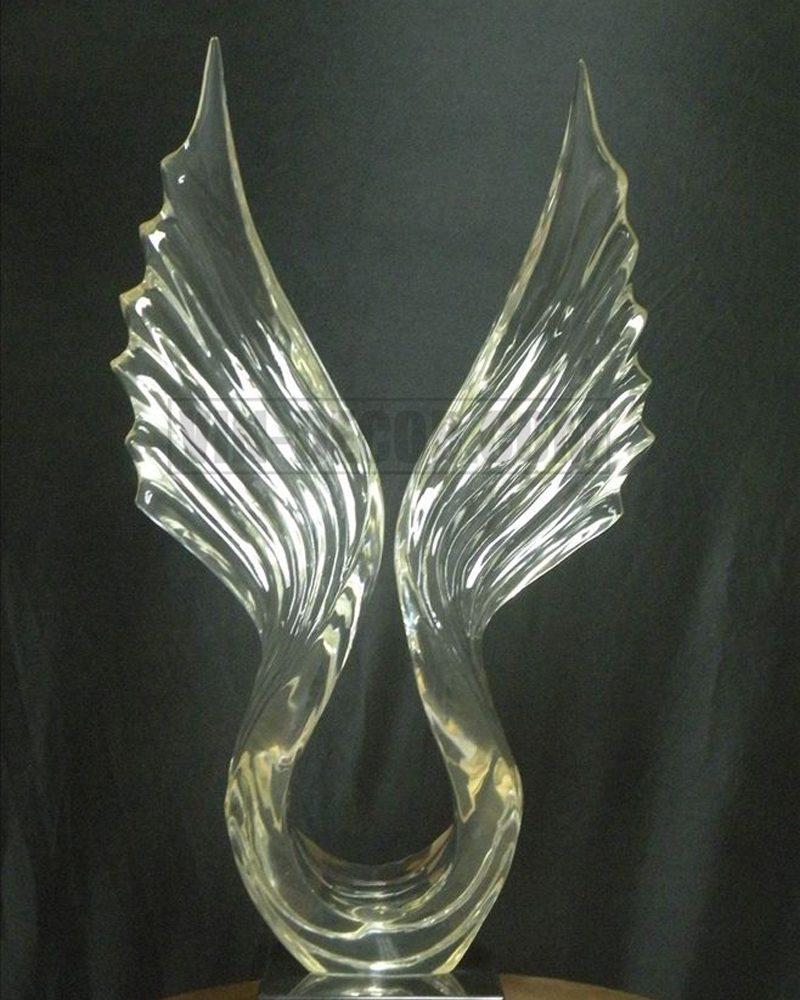 đồ trang trí hình đôi cánh bh 015 01