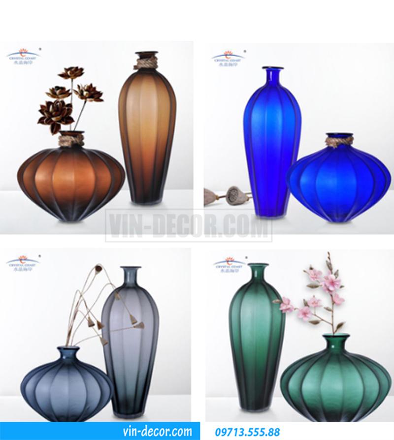 quy trình sản xuất bình hoa thủy tinh công phu phức tạp 12