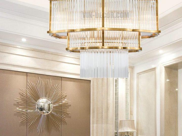 Công ty cung cấp đèn trang trí – đèn decor hiện đại cho các dự án
