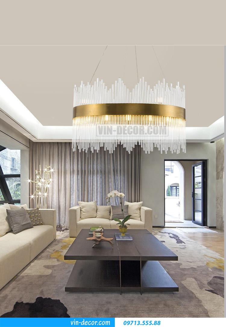 đèn cao cấp phòng khách MD 022 01