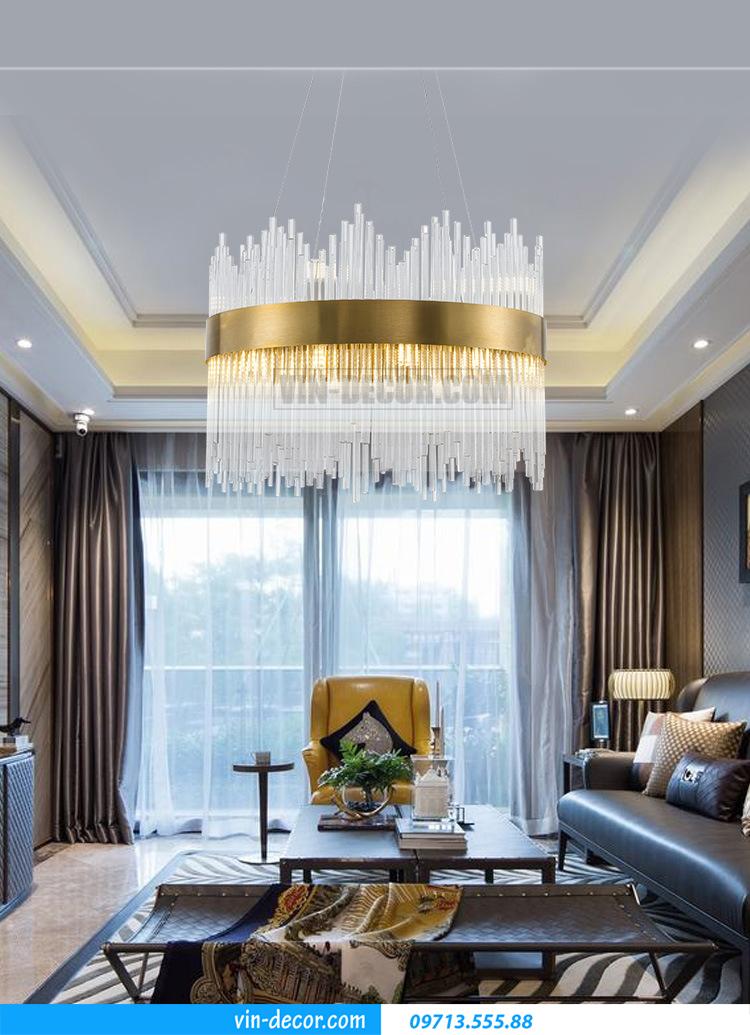 đèn cao cấp phòng khách MD 022 02