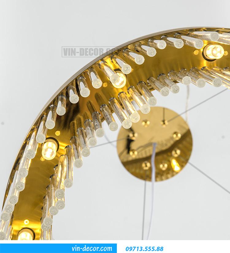đèn cao cấp phòng khách MD 022 08
