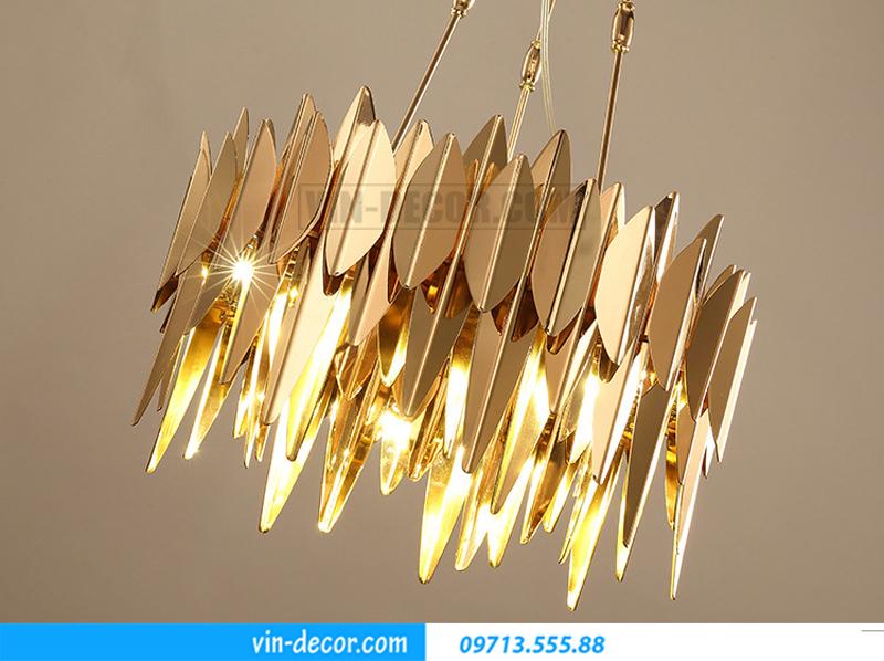 đèn chùm cao cấp hiện đại MD 007 09