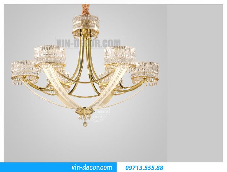 đèn chùm Châu Âu cao cấp MD 011 01