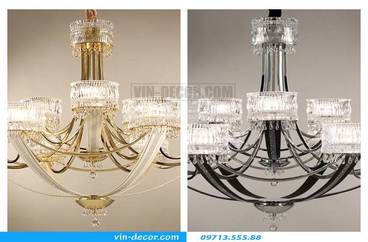 đèn chùm Châu Âu cao cấp MD 011 03