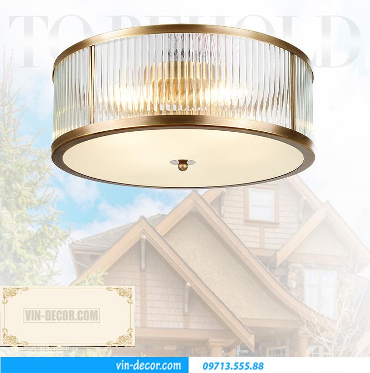 đèn chùm Châu Âu cao cấp MD 018 02
