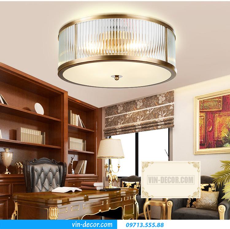 đèn chùm Châu Âu cao cấp MD 018 03