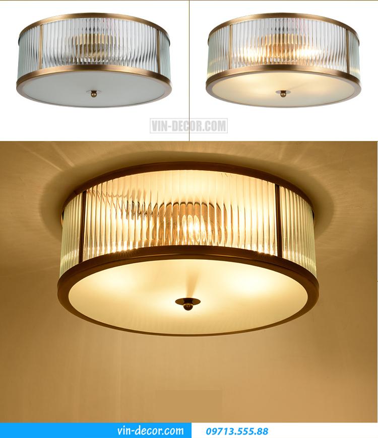 đèn chùm Châu Âu cao cấp MD 018 05
