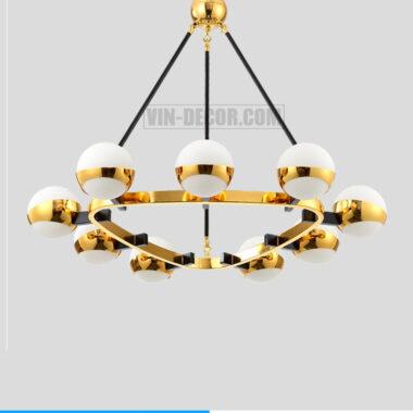 đèn chùm hiện đại cao cấp MD 008 01