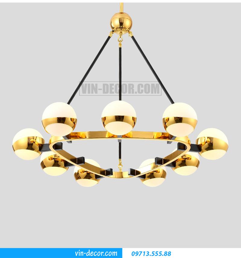 đèn chùm hiện đại cao cấp MD 008 02