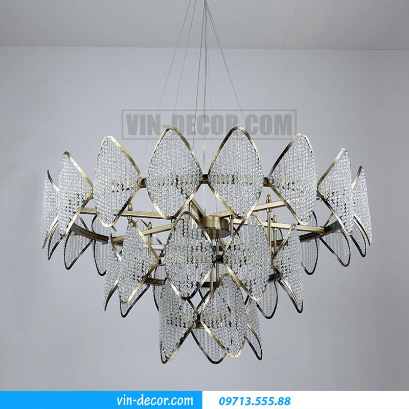 đèn chùm hiện đại độc đáo MD 006 04