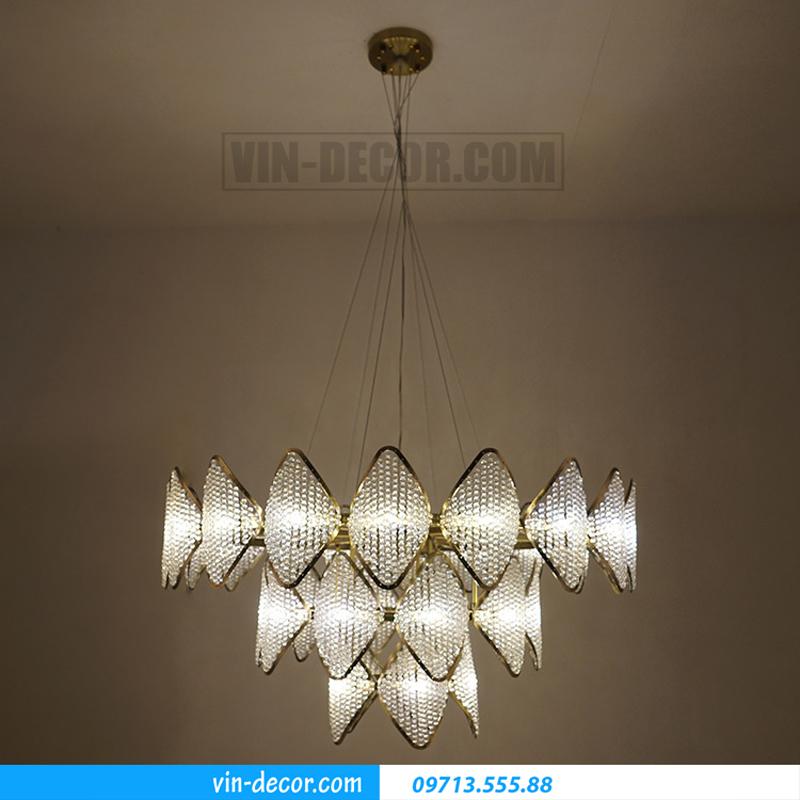 đèn chùm hiện đại độc đáo MD 006 05