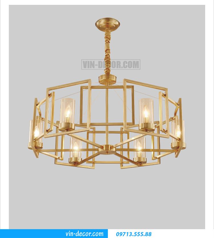 đèn chùm hiện đại MD 016 01