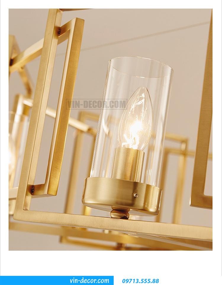 đèn chùm hiện đại MD 016 09