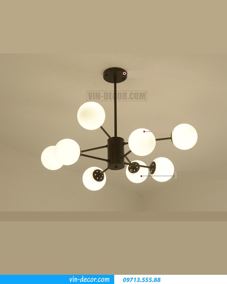 đèn chùm hiện đại MD 019 02