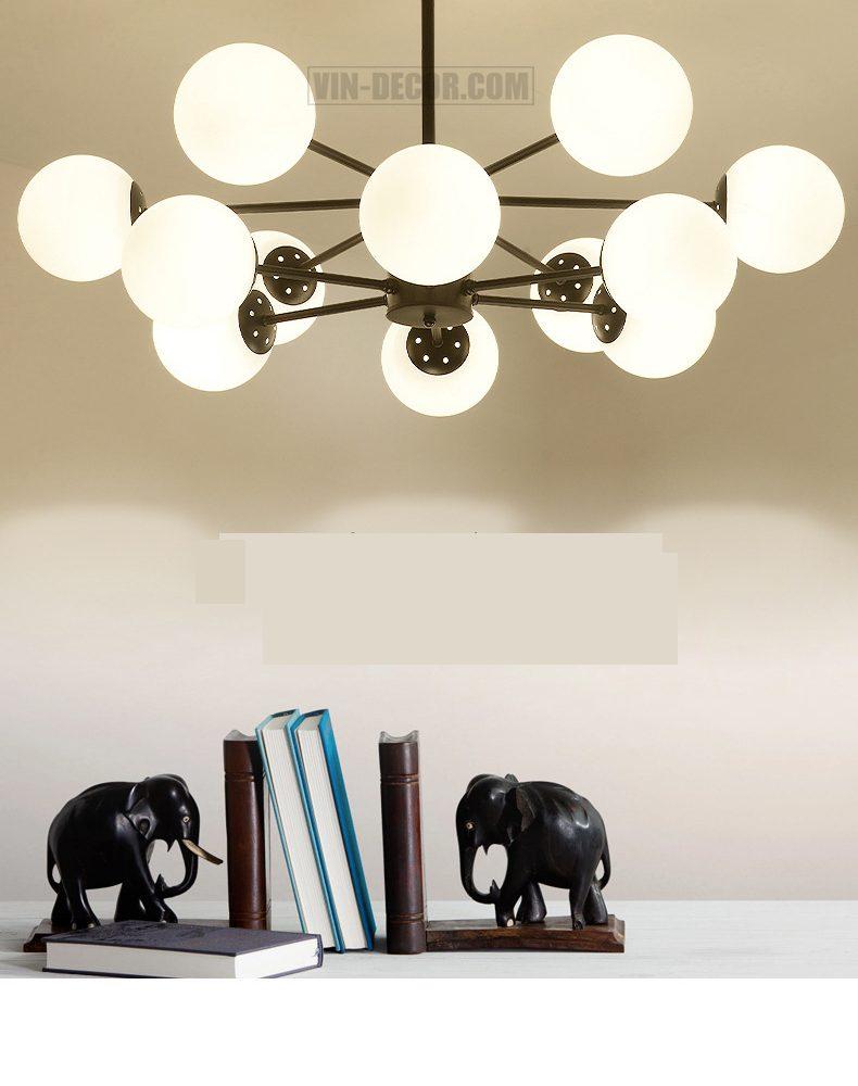 đèn chùm hiện đại MD 019 06
