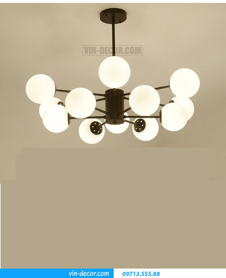 đèn chùm hiện đại MD 019 08