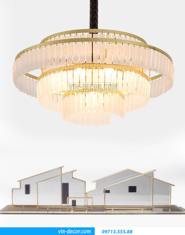 đèn chùm nghệ thuật MD 017 02