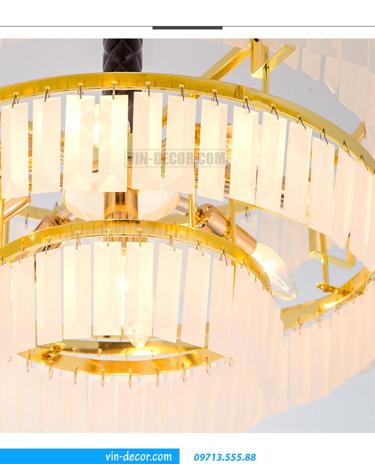 đèn chùm nghệ thuật MD 017 06