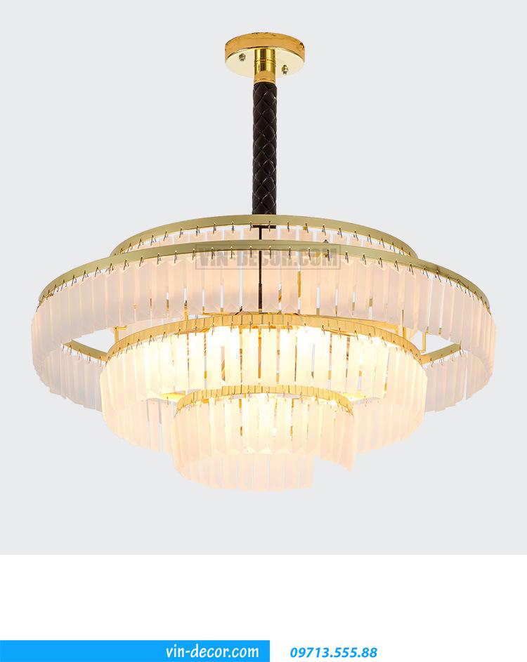 đèn chùm nghệ thuật MD 017 09
