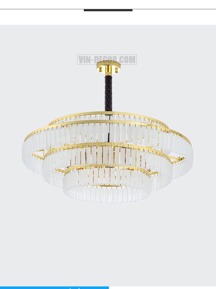 đèn chùm nghệ thuật MD 017 011