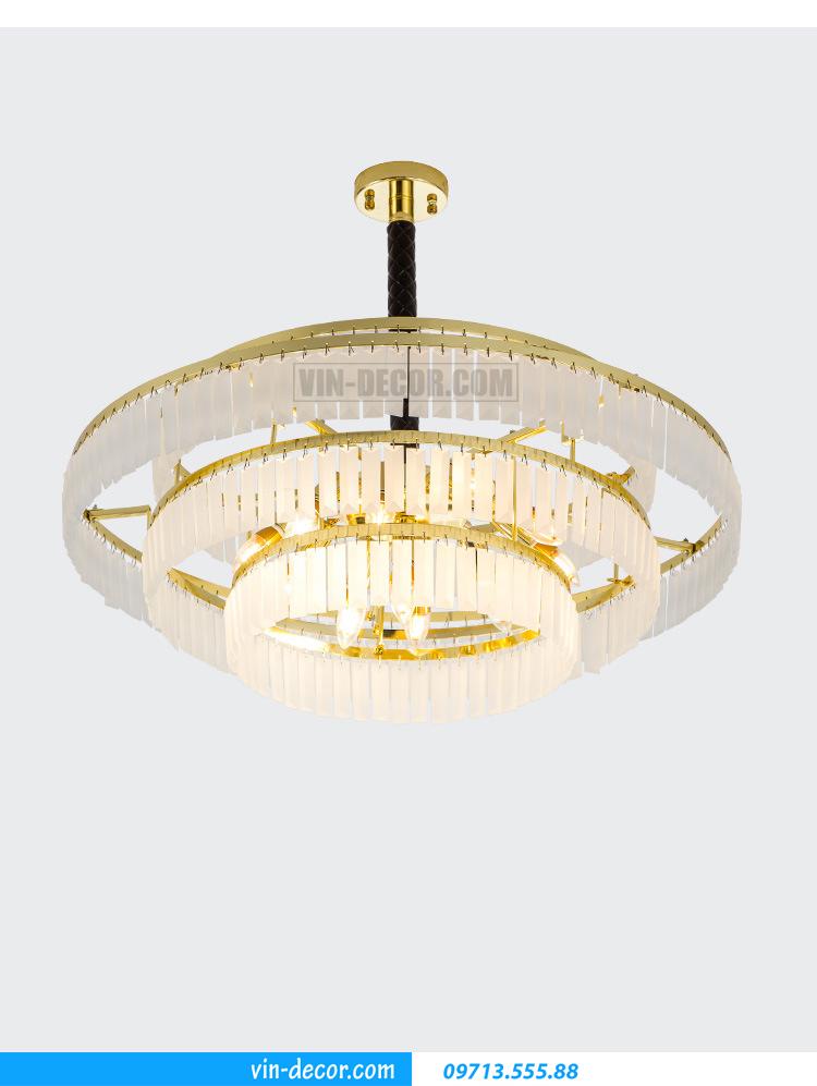 đèn chùm nghệ thuật MD 017 012