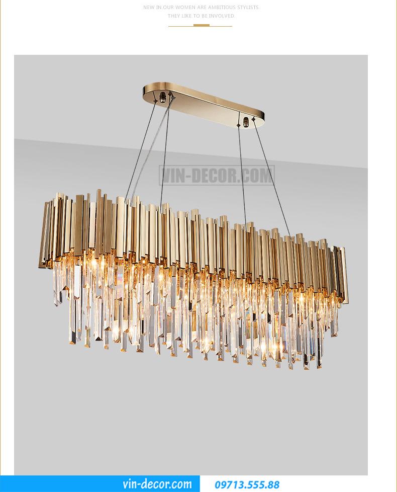 đèn chùm nhập khẩu cao cấp MD 023 05