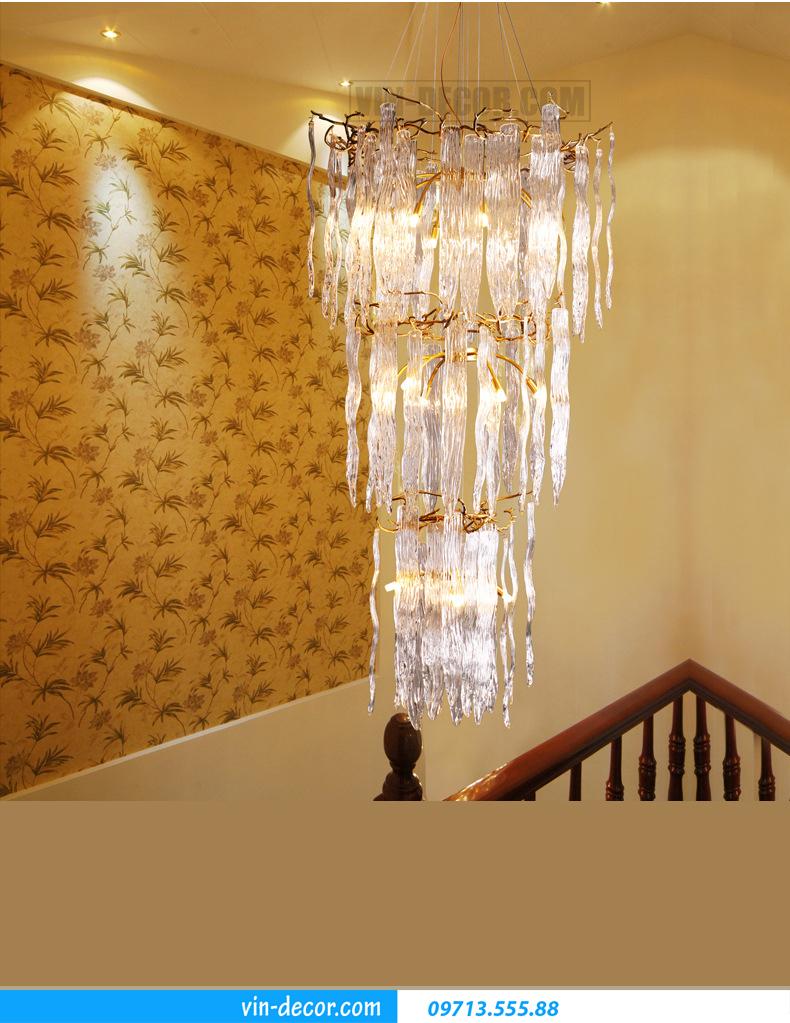 đèn chùm trang trí cao cấp MD 020 01