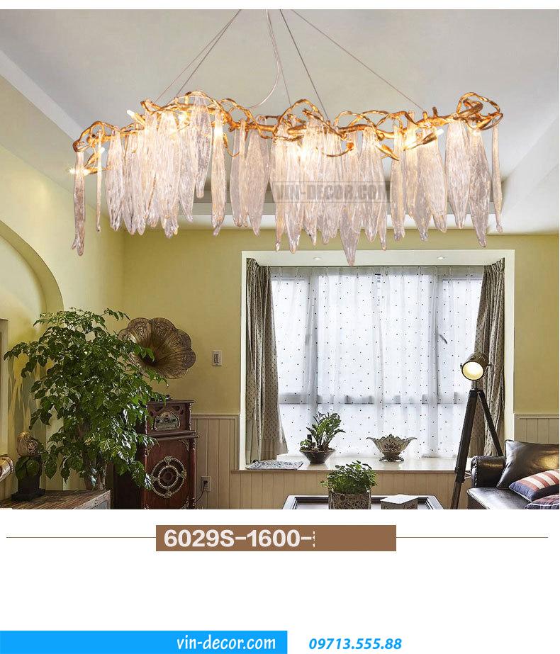 đèn chùm trang trí cao cấp MD 020 06