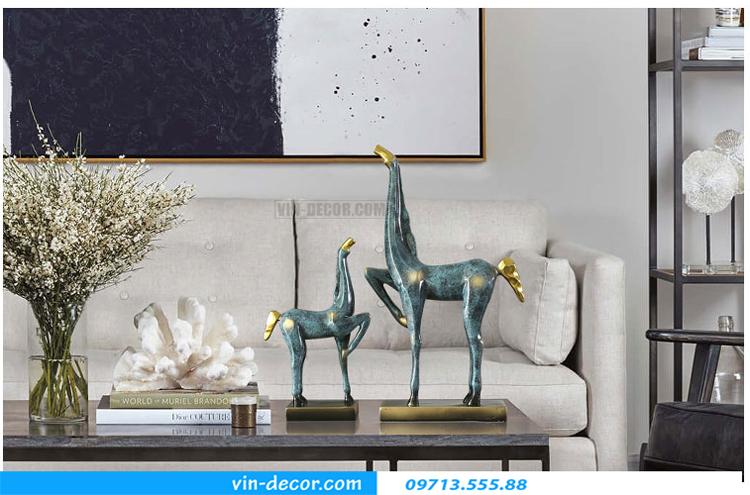 đồ decor ngựa độc đáo TD 013 08