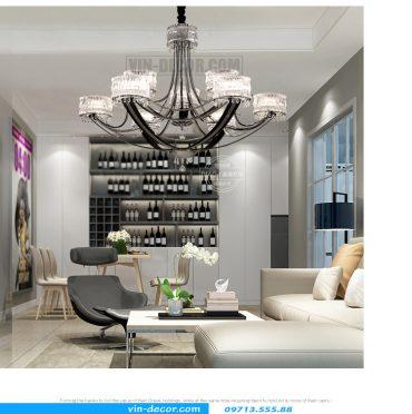 những nguyên tắc khi lựa chọn đèn trang trí nội thất dành cho căn hộ chung cư 03