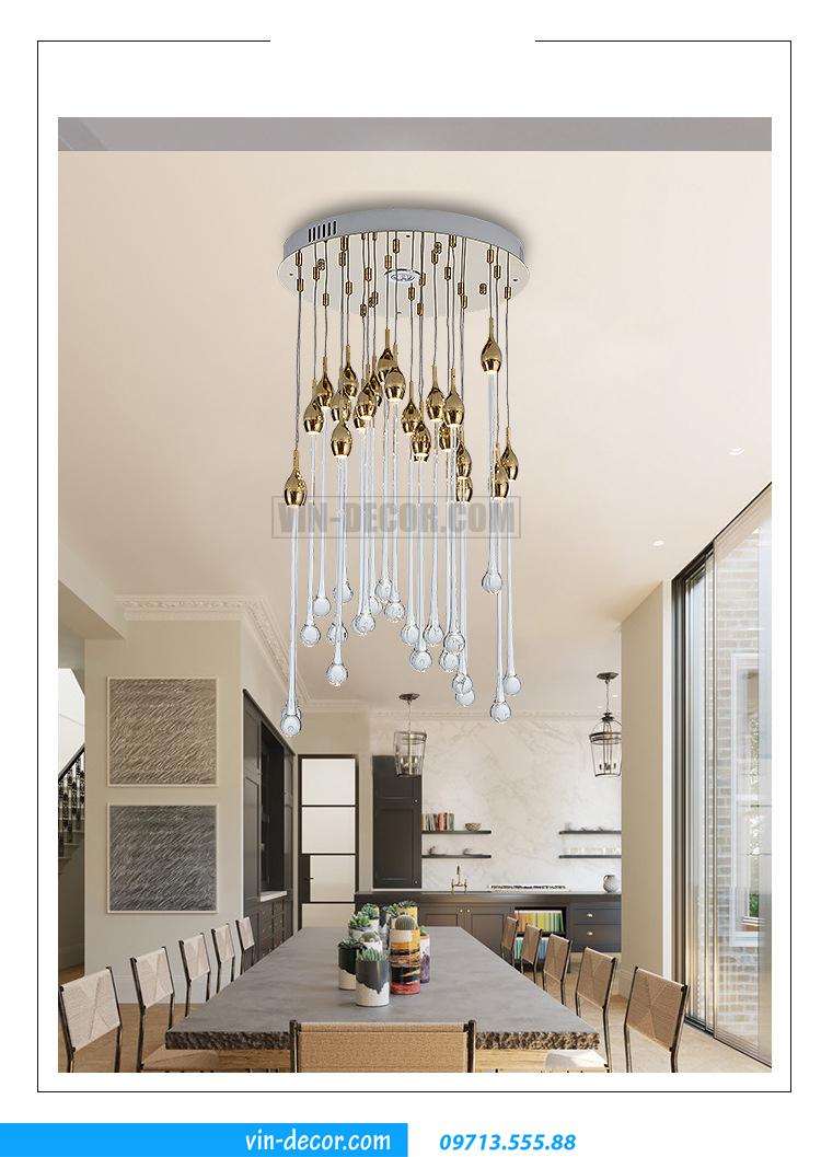 tổng hợp ác mẫu đèn trang trí nội thất chung cư ấn tượng hiện đại 01