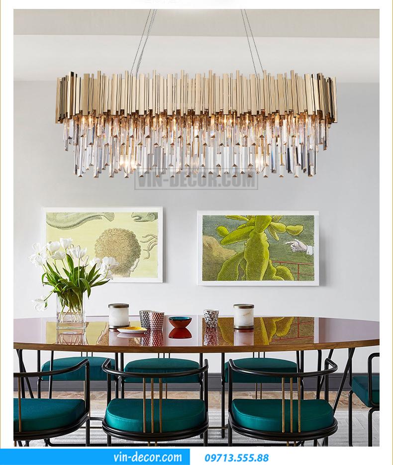 tổng hợp ác mẫu đèn trang trí nội thất chung cư ấn tượng hiện đại 03