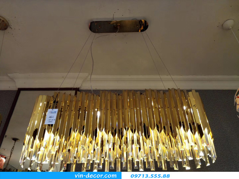 đèn chùm cao cấp nhập khẩu md 025 5