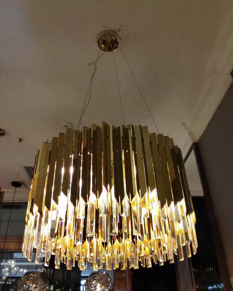 đèn chùm cao cấp nhập khẩu md 025