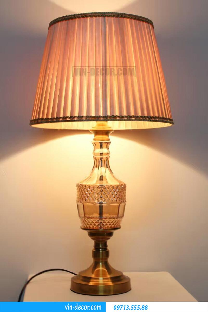 đèn ngủ để bàn sang trọng md 24