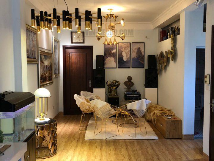 Lắp đặt đèn trang trí nội thất-Call 0971355588