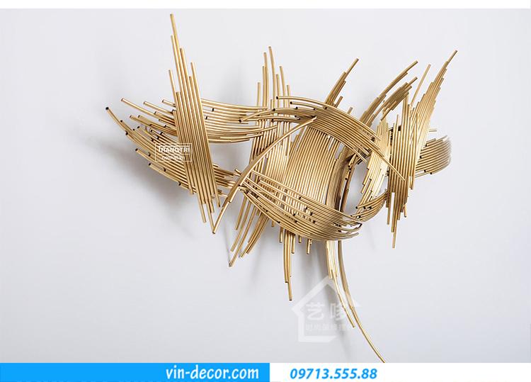 tranh kim loại treo tường nghệ thuật TS 036 01